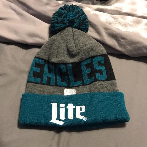 a1b0469add568 Accessories - Philadelphia Eagles Miller Lite Hat
